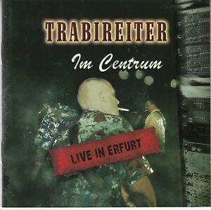 Trabireiter - Im Centrum, Live in Erfurt, CD Neu