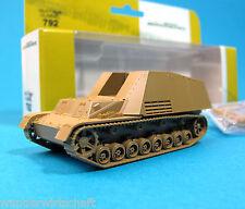 Minitanks H0 792 MUNITIONSTRÄGER HUMMEL EDW WWII Wehrmacht Neu OVP HO 1:87 Roco