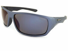 Polaroid POLARIZED Sunglasses Blue over Black / Blue Flash Mirror P7417A 9N7