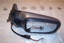 Volvo S40 V40 Right Side Electric Door Mounted Mirror Silver 329 1995 to 2004