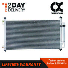 A//C Condenser Fan Assembly UAC FA 50011C fits 04-08 Acura TL
