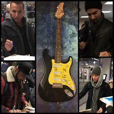 Gfa Nick Aj Howie Kevin Brian * Backstreet Boys * Signed Electric Guitar B2 Coa