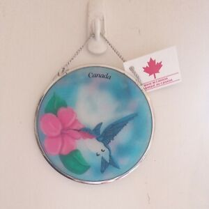 Bird Ornament Hang On Wall From Canada Beautiful Bird New With Tags