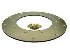Fidanza 220171 Friction Plate 11.75 x 6.875 (10/10) 20 Holes fit Chevrolet Camar