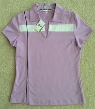Tail Short-Sleeve Golf Shirt-Small