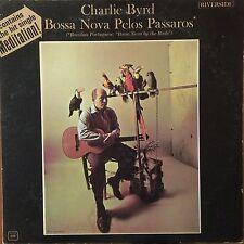 Charle Byrd-Bossa Nova Pelos Passaros-Riverside 436-MONO