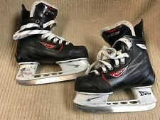 CCM RBZ KIDS ICE SKATES WITH BLADE COVERS GOOD CONDITION Free Shipping!!