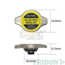 TRIDON RADIATOR CAP FOR Honda Integra Type R 09/01-10/04 4 2.0L K20A2 16V