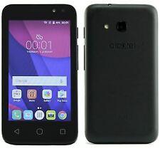 Alcatel Pixi 4 4.0 4034x Mobile Phone 4GB Android Camera Unlocked Black
