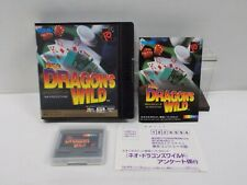 NeoGeo Pocket Color -- NEO DRAGON'S WILD  -- New!! JAPAN GAME. SNK. 23530