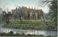 Broughton Castle - BANBURY - Oxfordshire - 1910 Original Postcard (LA)