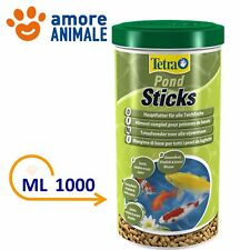 Tetra Pond Sticks 1000 ml - Mangime in stick per pesci e carpe da laghetto