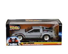 """NECA Back To The Future 6"""" Diecast DeLorean Time Machine Car Brand New"""