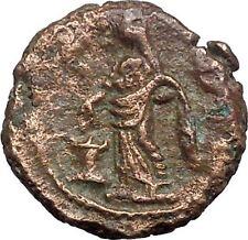 DIOCLETIAN 288AD Alexandria Egypt Potin Tetradrachm Ancient Roman Coin i48709