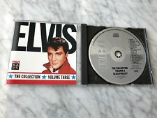Elvis The Collection Volume 3 CD RCA PD89472 West Germany VERY RARE! GREY FACE
