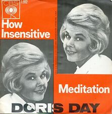 7inch DORIS DAY how insensitive HOLLAND 1965 EX+  +PS