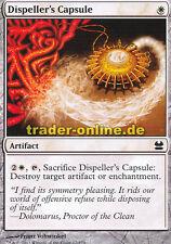 4x DISPELLER 'S CAPSULE (capsula del verbanners) Modern Masters Magic