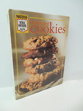 Nestle Toll House Best-Ever Cookie Recipe Dessert Book Baking Chocolate Brownies