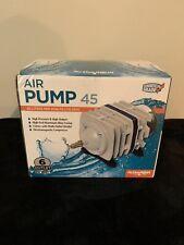 Active Aqua  AAPA45L 20-Watt 45-LPM Active Aqua Commercial Air Pump