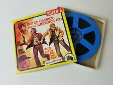 Super 8 Film Vintage Butch Cassidy And The Sundance Kid Newman & Redford