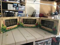 Lot of 3 Boxes (16 CT) Classic Bubble Lights