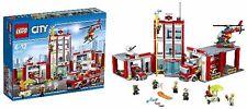 Nouveau Lego City Fire Department 60110 de Japon Ems