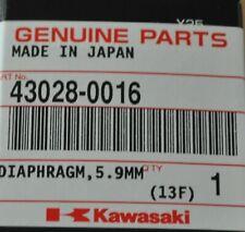 Air Cut Ventil Membran Vergaser Kawasaki DIAPHRAGM 5.9MM AIR CUT EX250J KLR600