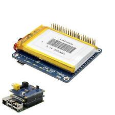 Geekworm UPS HAT Board + 2500mAh Lithium Battery For Raspberry Pi 3 Model B / P
