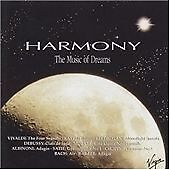 Harmony: the Music of Dreams (2000)-CLASSICAL 2CD-Bach-Beethoven-Mozart-Debussy