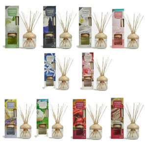 Yankee Candle Reed Diffuser Home Office Fragrances Brand New 120ml