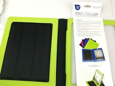 Samsill Fashion iPad Tablet Case 10 Inch with Folding Cover Stand, smart Cover,