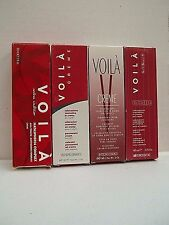 VOILA Professional Permanent Cream Hair Color by Intercosmo (Levels 1-7) ~ 2 oz!