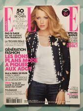 ELLE French 22 Avril 2011 - Blake LIVELY
