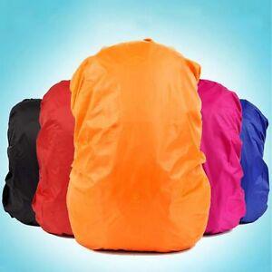 Regenhülle Regenschutz für Rucksäcke Raincover 35 - 45 L Rucksack Überzug Ranzen