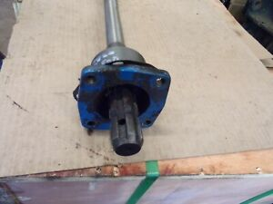 """PTO Shaft Assembly Ford 600 601 800 801 900 2000 4cyl NCA700-38 1-3/8"""""""