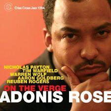 Adonis Rose - On the Verge [CD]