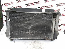 TOYOTA AVENSIS 2009-2012 2.0 D4D DIESEL RADIATOR PACK WITH FANS - XBRP0017