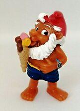 Figurine Ferrero Kinder - Nain de Jardin Gnome en maillot de bain avec glace