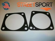 Harley Tappet Block Gaskets F&R PANHEAD SHOVELHEAD EVO 18633-48 18634-48 - NEW