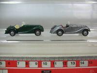 N378-0,5# 2x Wiking H0 BMW 328 Modelle/PKW, NEUW