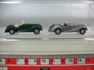 N378-0, 5 #2x wiking H0 BMW 328 Models / Car, Mint