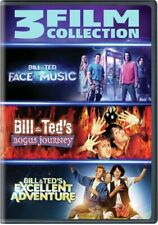 Bill & Ted Face The Music Bogus Journey Adventure and DVD