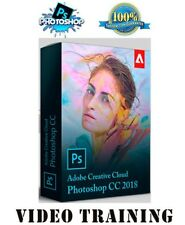Adobe Photoshop CC Professional Video Tutorial - Link Download