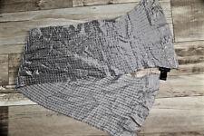 luxueuse écharpe écailles 100% soie EMPORIO ARMANI 130 X 25 cms