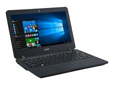 "ACER TravelMate B117 11.6"" Intel Pentium 4GB RAM 128GB SSD WINDOWS 10 LAPTOP"