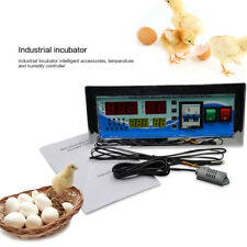 Digital Controller Egg Incubator Full Automatic Temperature Humidity Sensor 110V