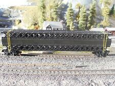 N Scale   Large Square Beam on Disconnect Log Trucks