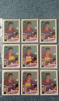 Steve Avery Baseball Card Mixed Lot approx 81 cards