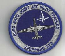 PATCH USAF EURO-NATO JOINT JET PILOT TRAINING 80TH OSS DRAGON LADY