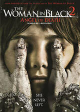 The Woman in Black 2: Angel of Death (DVD, 2015, Canadian) - Eng/French **READ**